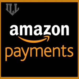 Now Accepting Amazon Payments! #beILL #ILiveLifeILL