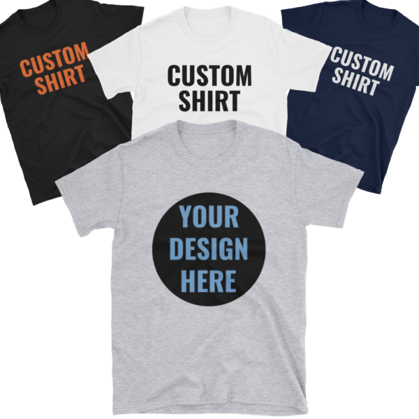 Custom T shirts | Personalized Christmas Gifts