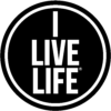 I Live Life logo. I Live Life is the brand for champions who live life to the fullest. Visit ilivelife.net to learn about the I Live Life (ILL) brand!